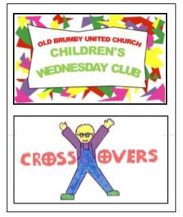 Crossover Children's Wednesday Club