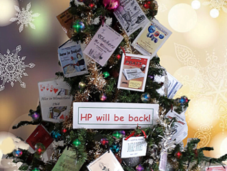 HP will be back!